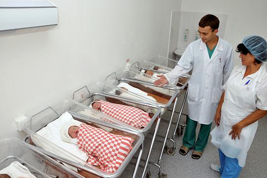Специалисты определили топ-5 городов, в которых в этом году ожидается увеличение уровня рождаемости. В первой пятерке рейтинга оказались Набережные Челны, Стерлитамак, Ставрополь, Нижневартовск и Махачкала