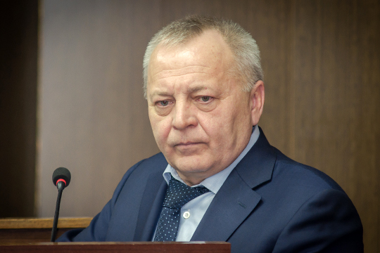 Завтра в мэрии Челнов официально объявят об уходе Рината Абдуллина с поста руководителя исполкома