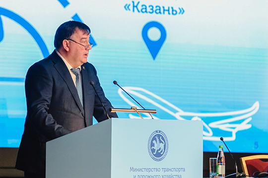 Ленар Сафин подчеркнул, что при выборе оформления, в первую очередь, аэропорт должен соответствовать своему функциональному назначению