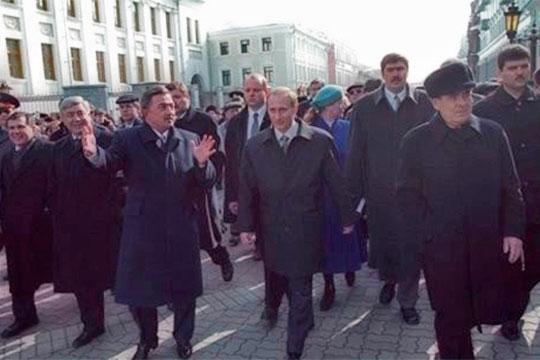 Один из самых известных градоначальников Казани, Камиль Исхаков, тоже взлетел до федерального уровня