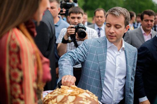 Впечатляющую федеральную карьеру в очень молодом возрасте сделал Николай Никифоров