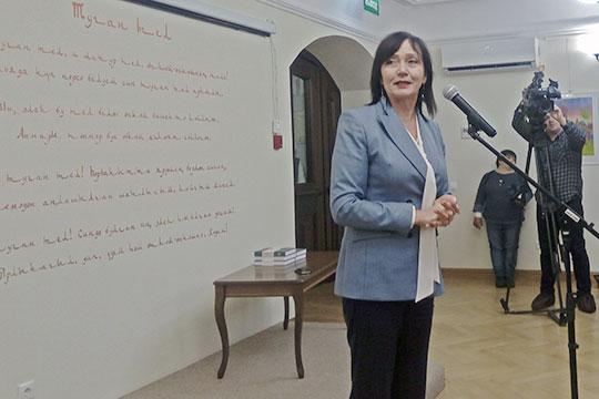 Гульчачак Назипова: «Я благодарна Альфриду-эфенди, так как людей, работающих в архиве и открывающих общественности труды ученых, очень мало»