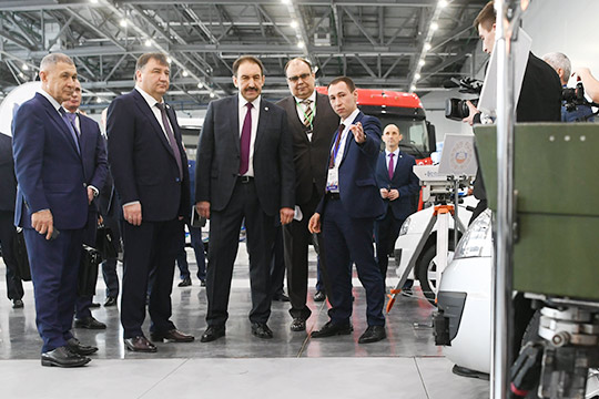 Рифкат Минниханов: «Усистемы тотального контроля скорости надорогах нет изъянов!»