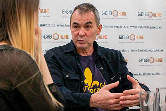 Салават Юзеев: «Можно сказать, татарский мон был у меня под боком. Я вырос под звуки баяна»