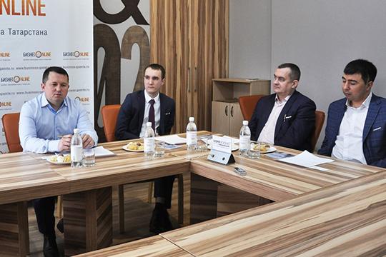 Челнинские автодилеры начали заседание круглого стола с подведения итогов прошедшего года