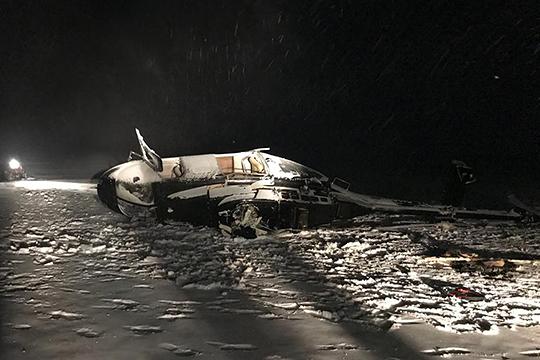 В авиакатастрофе погиб депутат Госдумы России, бизнесмен Айрат Хайруллин