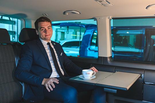 Антон Ермаков – руководитель направлений коммерческих автомобилей Volkswagen в Казани