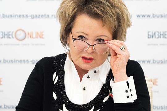 Муслима Латыпова: «Моим компаньоном был будущий тесть Ильсура Метшина»
