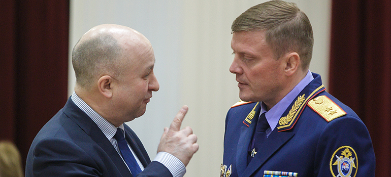 Отставка Павла Николаева ибезвластие вследкоме