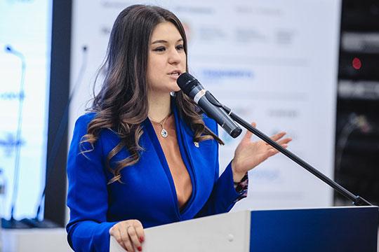 Талия Миннулина:«Сегодня самая растущая инвестиционная отрасль - информатизация и связь»