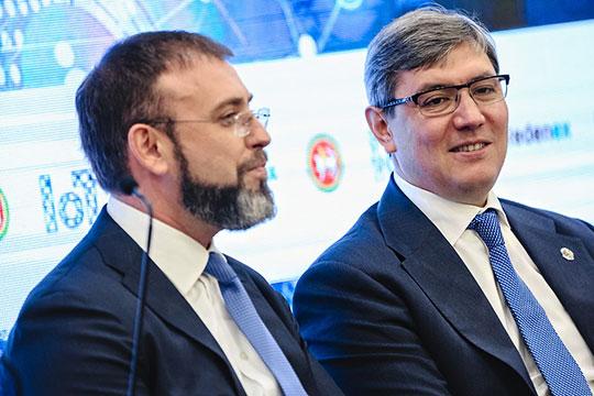Роман Шайхутдиновв своем приветствии сделал акцент на роли республики в развитии интернета вещей и промышленного интернета вещей.