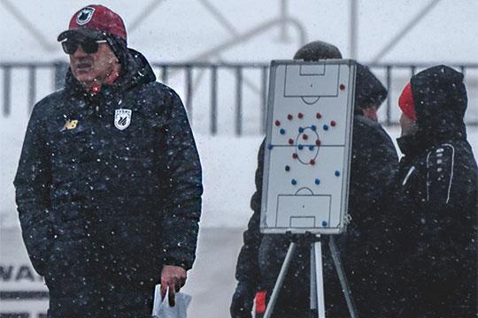 «Рубин» и «Динамо» ищут дату кубковой игры. РФС предлагает играть в декабре
