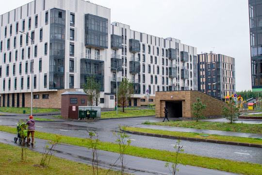 Госжилфонд при президенте РТ объявил жителям Иннополиса, что их арендная плата за проживание в 840 квартирах с 1 ноября вырастет в два с лишним раза