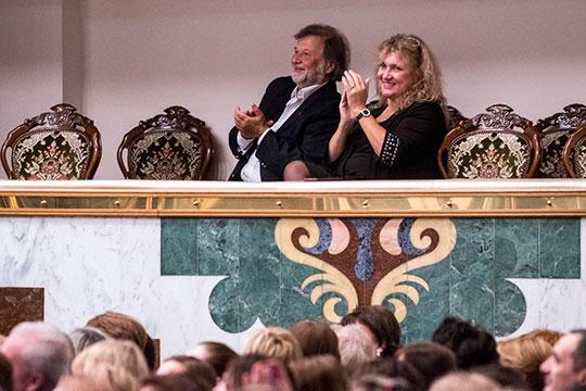 Алексей Рыбников:«Яочень хотел, чтобы Сладковский сыграл симфонию №6, мне кажется, это его масштаба произведение, оноассоциируется уменя сним