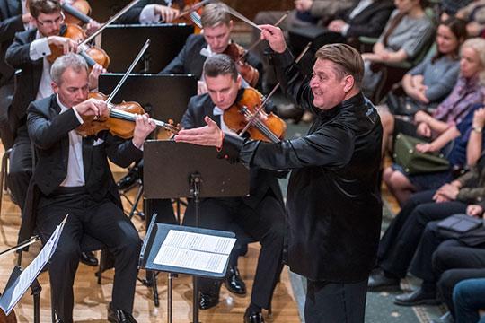 «Это уникальная возможность– послушать музыку композитора вместе сееавтором»