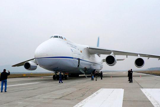 Авиапосылка для ТАИФа: зачем вБегишево дважды прилетал «Руслан»?