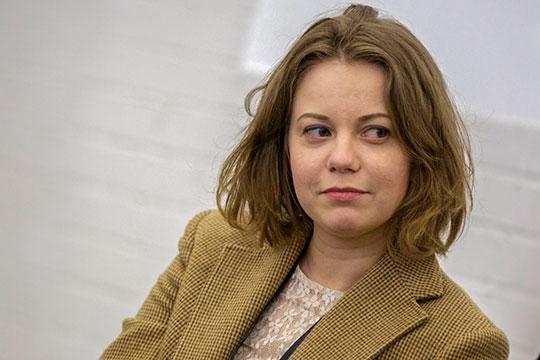 Инна Яркова: «Учитывая достаточно открытую позицию ксовременному искусству уРушана Флюровича [Сахбиева], все это невыглядит неожиданным, аскорее даже логичным»