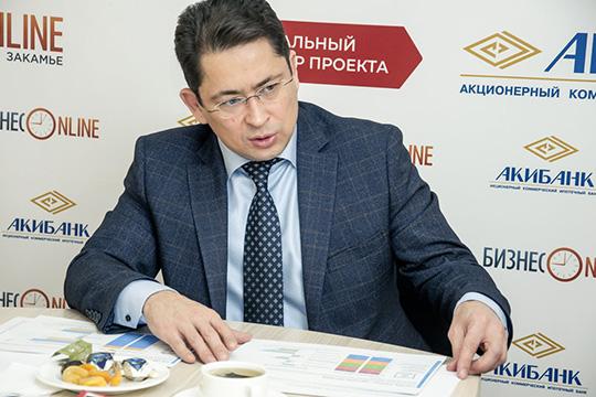 Эдуард Юнусов: «Пятерочка» и«Магнит» делают предложения всем. Идет открытый торг!»