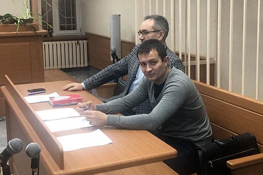 Защищали интересы Сагитзянова адвокатыАнтон АлексеевиРустем Валиев