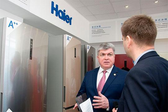 Наиль Магдеев: «Haier открывает новые заводы. Где будем брать людей, где их готовить?»
