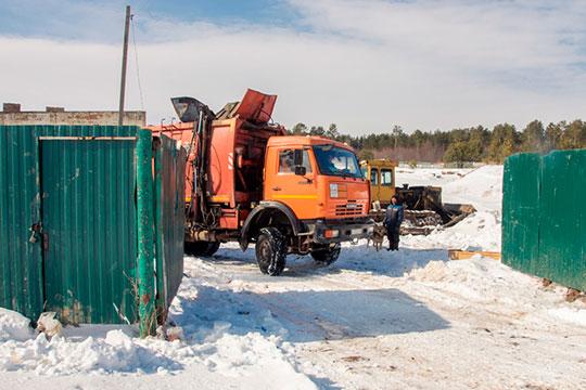«Транспортировка мусора— это основные затраты,— объяснял суть заявки Богатов. —Наданный момент логистика полностью охватывает только город Казань»