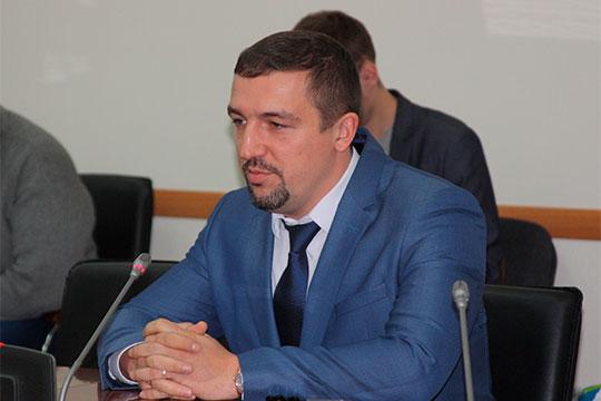 Интересы ПЖКХ на согласительной комиссии представлял гендиректор компании Сергей Богатов