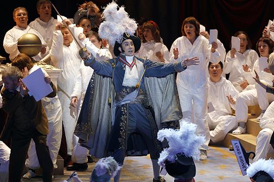 Главный экспонат: как «Путешествие вРеймс» стало триумфом для певцов изТатарстана