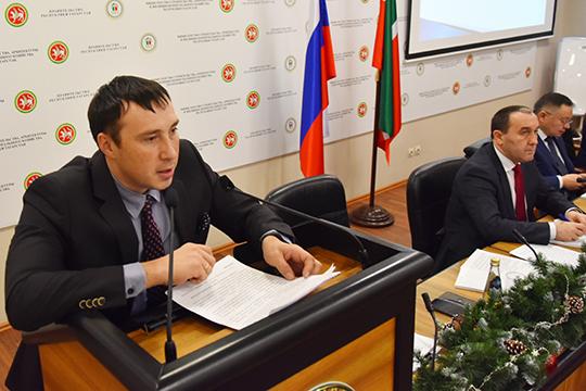 Айрат Ахметханов остановился навведении нового для застройщика понятия «целевого займа» отучредителя