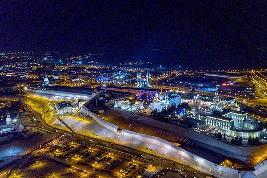 Еще любопытная микротема топ-30 заметных событий связана сдругими разного рода рейтингами, куда втечение года попадала Казань