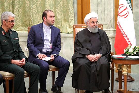 «Иран может предпринять самые разные адекватные инеадекватные действия для того, чтобы обозначить свою позицию, что они очень недовольны происходящим»