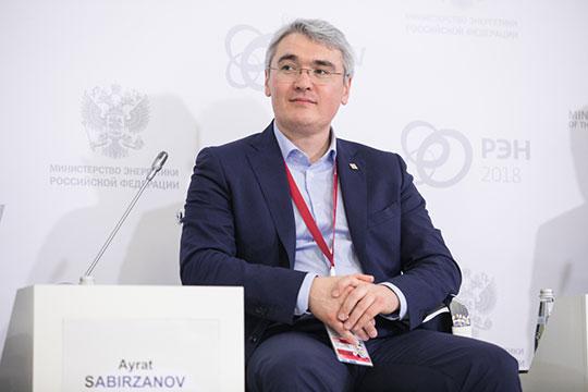 Айрат Сабирзанов: «При транспортировке электроэнергии, безусловно, возникают потери, и они немалые»