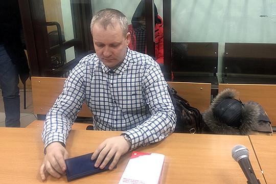 Адвокат ФайзуллинаСергей Мухановпопросил для доверителя домашний арест