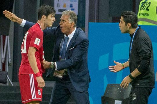 Сборная португальского тренера Карлуша Кейруша сейчас находится в отличной форме. Ни в одном из матчей на турнире иранцы не пропустили