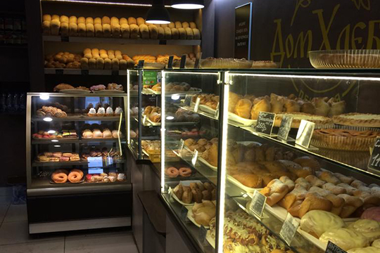 «Наданный момент пекарни «Дом Хлеба» есть вовсех уголках России, вцелом более 120 партнеров»