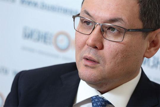 Еркин Тукумов: «Нам повезло спрезидентом, Назарбаев– прогрессивный человек»