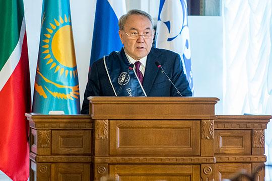 «Назарбаев — прогрессивный человек. Смог бы Казахстан так подняться за эти годы при другом человеке — большой вопрос»