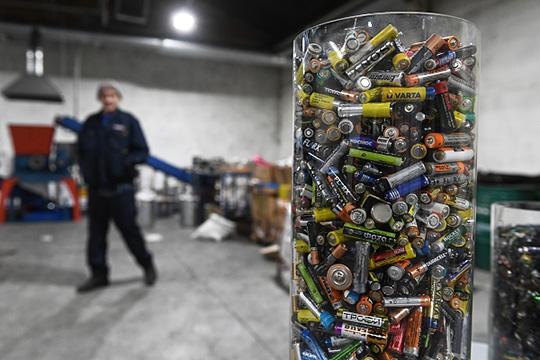 «Небудет хватать сырья– привезем»: вТатарстане построят завод попереработке батареек?