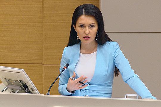 Лилия Галимова оборьбе сбедностью вТатарстане: «Вопрос нестоит, тащить или нетащить»