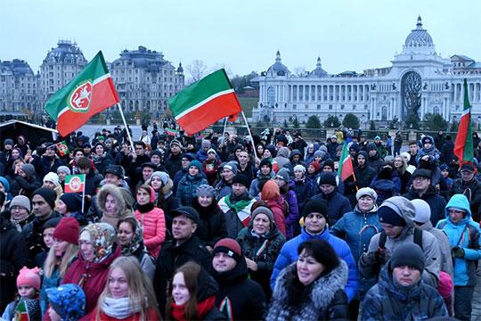 «Мне кажется маловероятно, что Татарстан потеряет свою идентичность»
