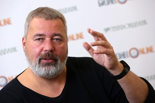 Дмитрий Муратов: «Уинтеллигенции есть опасения, что квласти могут прийти генералы»