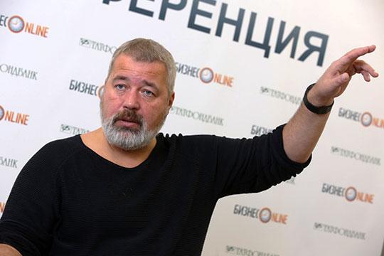 Дмитрий Муратов: «Я чувствую в воздухе, и это чувствуется в Москве, что появились люди, которые начинают вести различные разговоры о том, как бы вот сменить Путина»
