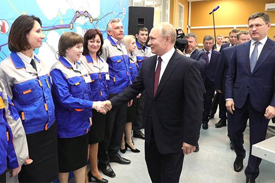 На территории Краснодарского края в эксплуатацию вводится новая, современная подстанция «Порт». Она нужна для развития морского порта «Тамань», для обеспечения работы Крымского моста