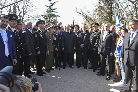 Если современную историю Крыма мерить пятилетками, то первая российская «пятилетка» подошла к концу