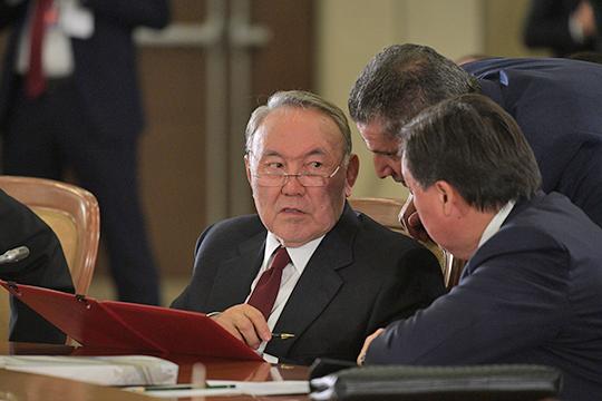 Истиные причины отставки президента Казахстана Нурсултана Назарбаева следует искать вего отношениях сСША иКитаем