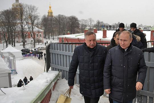 Александр Беглов— прекрасный человек согромным авторитетом ибезупречным послужным списком— оказался совершенно непригоден для управления мегаполисом нисуправленческой, нисполитической стороны