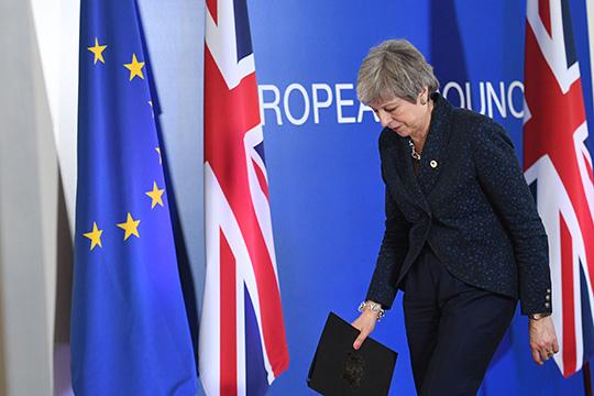 Английский парламент, вочередной раз отказавшись отсогласованного премьером Мэй сЕвросоюзом плана Брексита, сделал его невозможным вранее согласованные сроки— до29марта