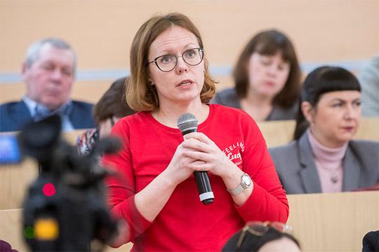 Александра Юмановаразразилась критикой вадрес АСВ вроли конкурсного управлющего, который «потратил насвое обслуживание изарплату юридических фирм 2 миллиарда рублей»