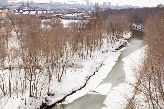 Согласно проекту, разработанному Татмелиорацией, предполагается очистка реки отдеревьев икустарников, атакже выпрямление русла в4 местах. При этом Корольковподчеркнул, что трогать реликтовые сосны небудут