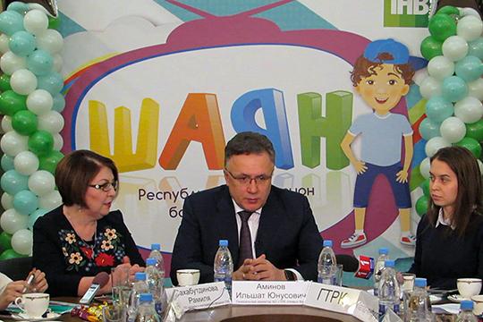 Возглавляемая Ильшатом Аминовым компания подрядилась за 241 млн рублей создавать и размещать в 2019 году в эфире телеканалов программы на государственных языках Татарстана