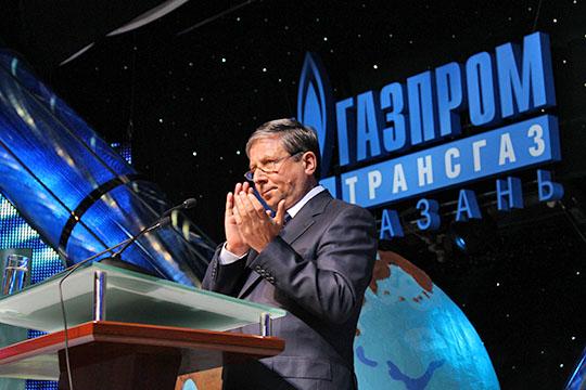 В декабре возглавляемое Рафкатом Кантюковым ООО «Газпром трансгаз Казань» арендовало основные средства за 3,5 млрд рублей и разместило контракт ценой почти 1,2 млрд на распространение спонсорской рекламы